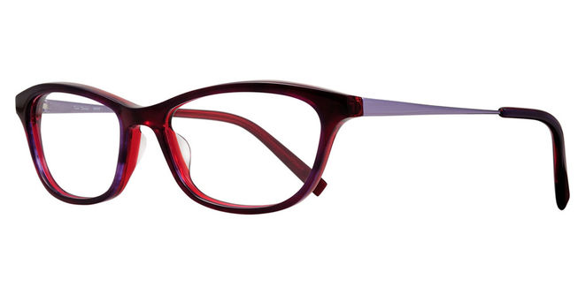 Tom Davis ladies red spectacle frame