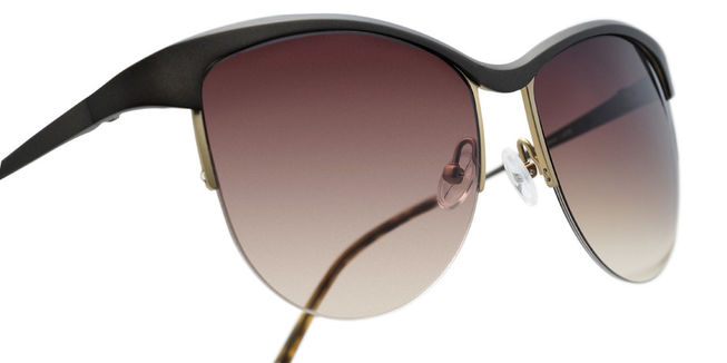 Women's metal Tom Davis Sunglasses
