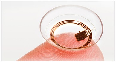 Image result for contact lens sensors in ocular diagnostics